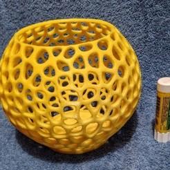 Fichier imprimante 3D gratuit Voronoi Bowl 1, Birk