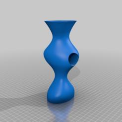holedvase1.png Download free STL file HoledVase1 • 3D print model, Birk