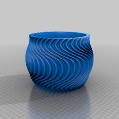TwistedFlutes12.png Télécharger fichier STL gratuit Flûtes torsadées12 • Modèle pour impression 3D, Birk