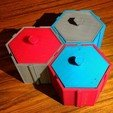 Free 3D model HexBox2, Birk