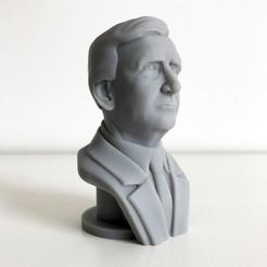 0.jpg Download free STL file François Fillon • 3D printable design, Cults