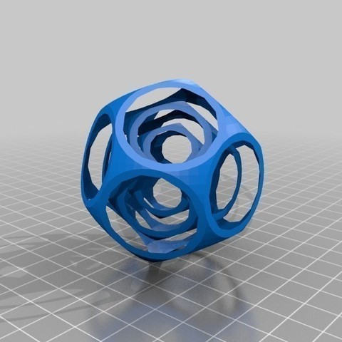 Gyroscope_dod_ca_dre_2_-_Cults_-_by_Hudson.jpg Download free STL file Dodecahedron Gyro • 3D print design, Cults