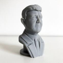 JLM 1 BIS.jpg Télécharger fichier STL gratuit Jean-Luc Mélenchon • Objet à imprimer en 3D, Cults
