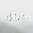 Download free 3D printing files 404 page not found, Cults