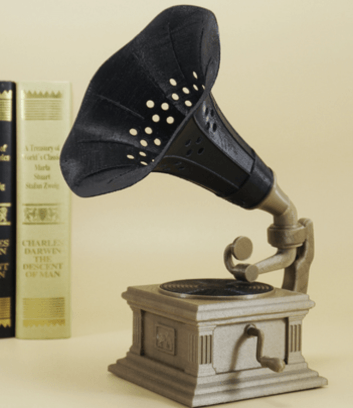 Capture d'écran 2018-06-26 à 13.24.46.png Télécharger fichier STL gratuit Lampe à gramophone • Modèle imprimable en 3D, Toolmoon