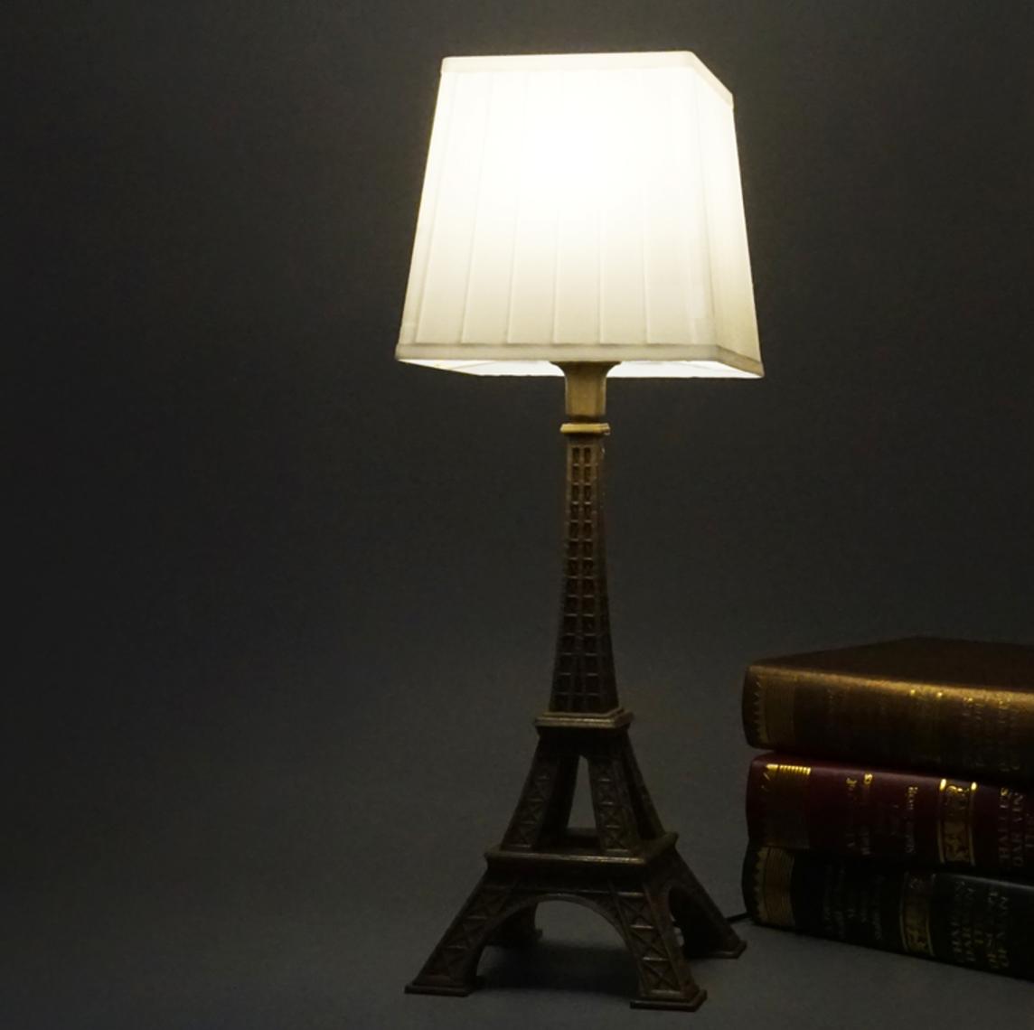 Capture d'écran 2017-05-15 à 10.23.50.png Download free STL file Eiffel tower lamp • 3D printable object, Toolmoon
