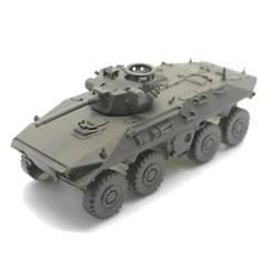 Download 3D printing templates Spähpanzer Luchs. 1-100 scale, dr_fil
