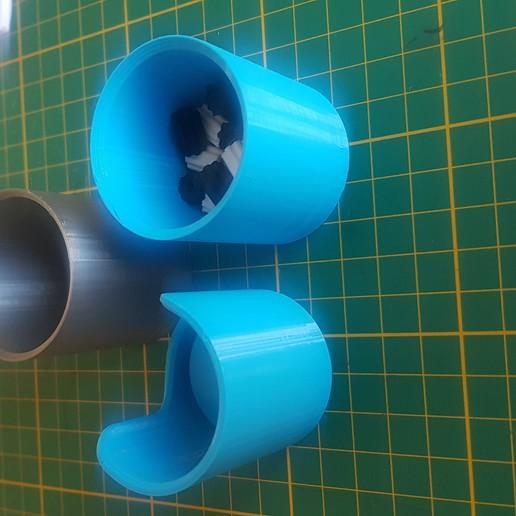 20200405_115758.jpg Télécharger fichier STL gratuit Bouchons canalisation diamètre 40 • Objet pour impression 3D, boyery
