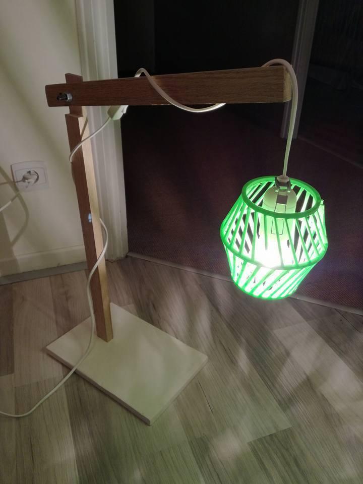 26169602_1777066735930559_6791417532703588126_n.jpg Download free STL file Lampshade / or / vase • Design to 3D print, boyery