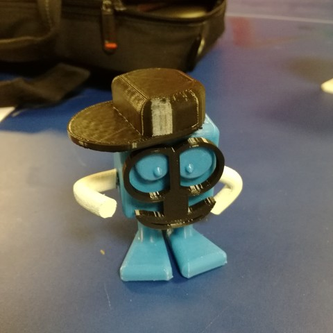 IMG_20171220_131714.jpg Download free STL file Mr Patato STRATOMAKER • 3D printing object, boyery