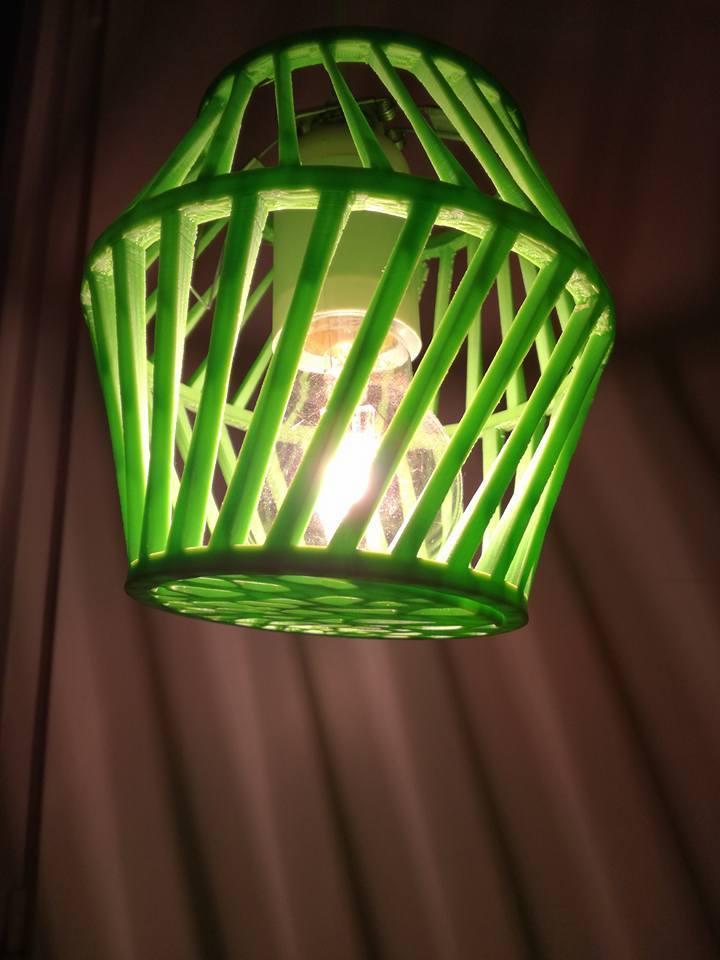 26169666_1777066715930561_6327535094874135656_n.jpg Download free STL file Lampshade / or / vase • Design to 3D print, boyery