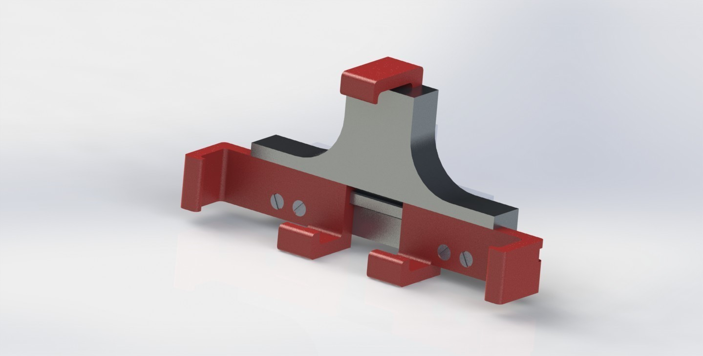 AV supportV3.JPG Download free STL file motorcycle phone holder • Design to 3D print, boyery