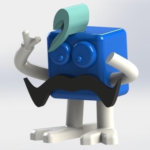 STRATO v4.JPG Download free STL file Mr Patato STRATOMAKER • 3D printing object, boyery