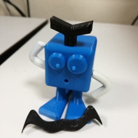 IMG_20171219_192644.jpg Download free STL file Mr Patato STRATOMAKER • 3D printing object, boyery