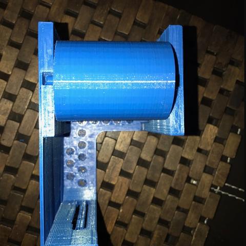 Capture d'écran 2017-06-05 à 09.45.44.png Download free STL file SPOOL HOLDER (BLUEPRINT3D EDITION) • 3D printer object, hugo