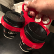 Download free STL Coffee Hand, hugo