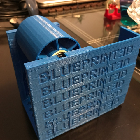 Capture d'écran 2017-06-05 à 09.45.28.png Download free STL file SPOOL HOLDER (BLUEPRINT3D EDITION) • 3D printer object, hugo