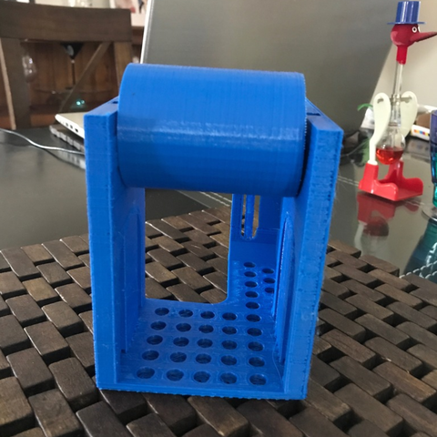Capture d'écran 2017-06-05 à 09.45.38.png Download free STL file SPOOL HOLDER (BLUEPRINT3D EDITION) • 3D printer object, hugo