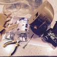 Descargar Modelos 3D para imprimir gratis R2D2 - Este es el Droid que estás buscando, hugo