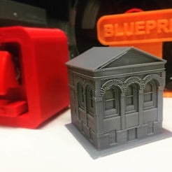 Download free 3D print files Pentridge Prison Melbourne, Australia, hugo