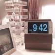 Descargar archivo 3D gratis Iphone 5 o 5s Imac, hugo