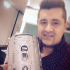 Download free STL files R2D2 - This is the Droid You're Looking For, hugo