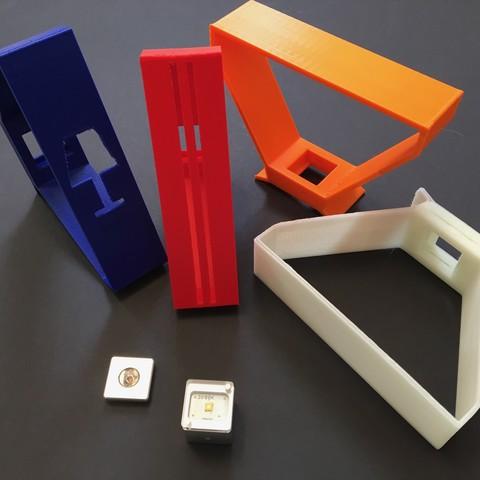 IMG_6762.jpg Download free STL file LED LIGHT • 3D printer model, Byctrldesign