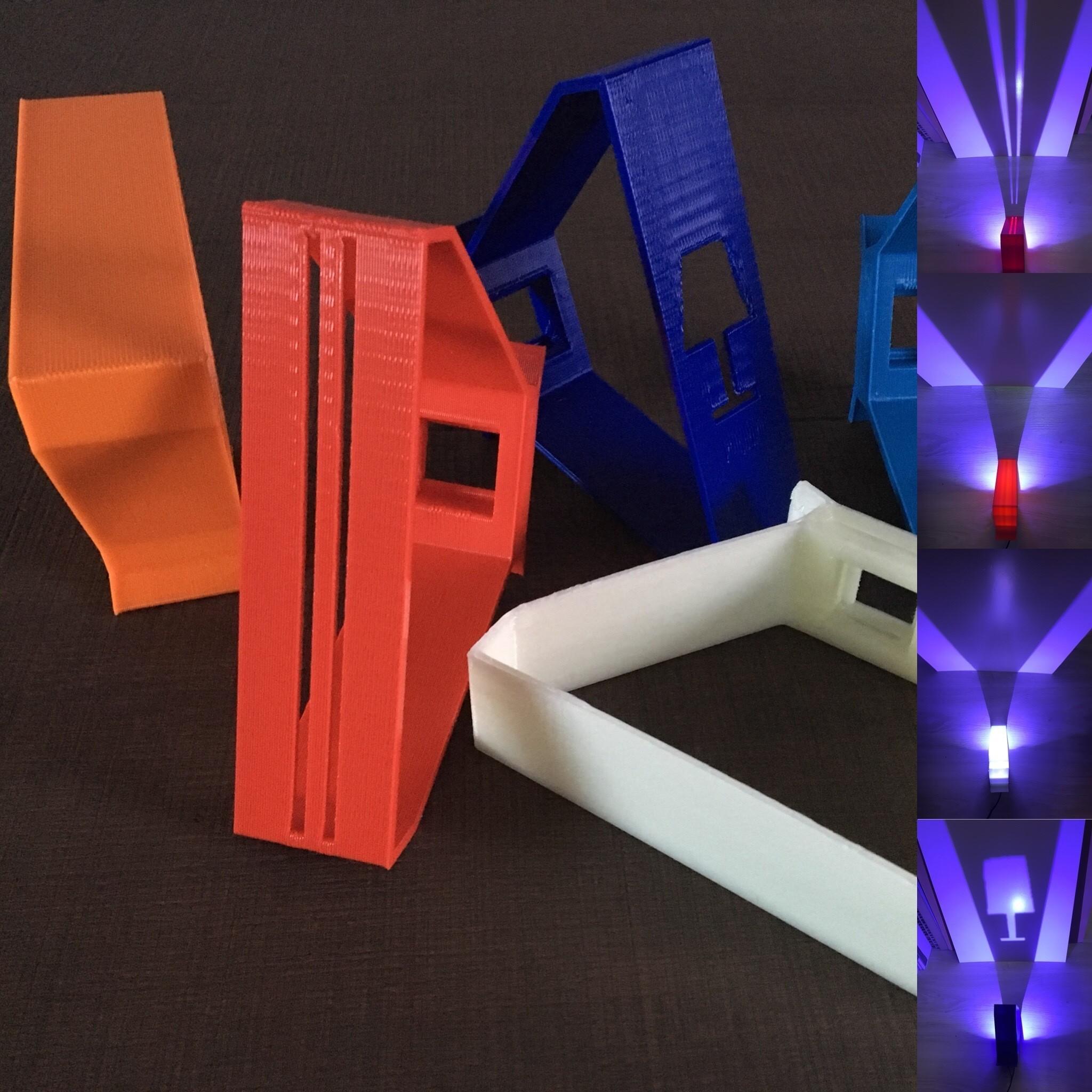 IMG_6750.jpg Download free STL file LED LIGHT • 3D printer model, Byctrldesign