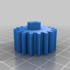 Télécharger fichier imprimante 3D gratuit Creality Ender 3 / Ender 3 Pro / Cr-10 Bouton d'extrudeuse, edwingiltejada