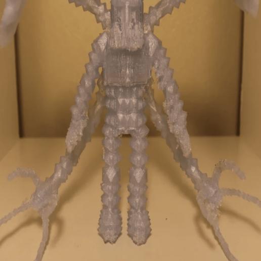 Download free 3D printing models Omegageddon, cloudyconnex