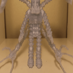 Download free 3D printing models Omegageddon, cloudyconnex
