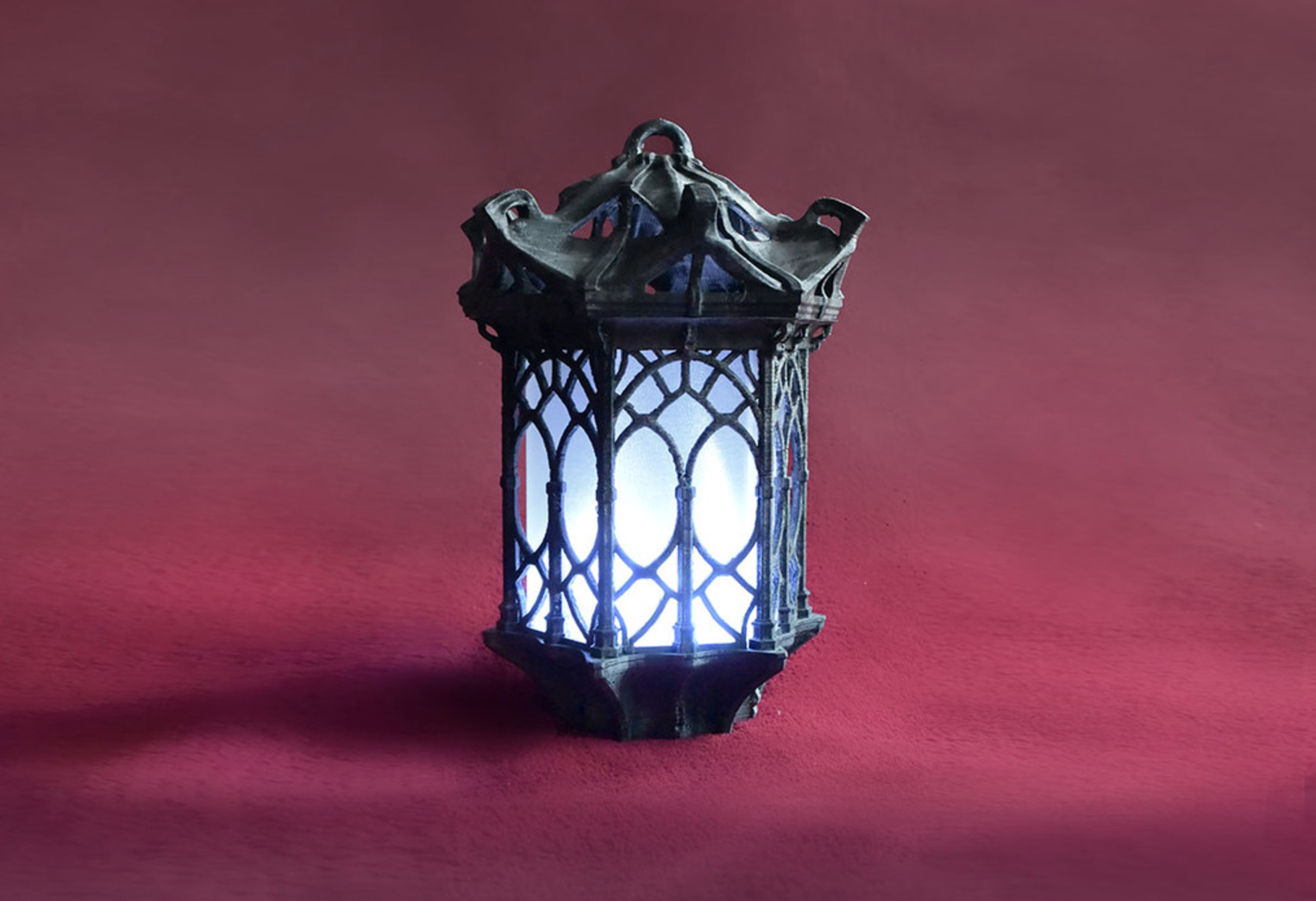 Capture d'écran 2017-06-21 à 14.55.18.png Download free STL file Gothic Lantern • 3D printing model, Shira