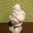 Download free STL file Santa Claus • Object to 3D print, marcbarbier66