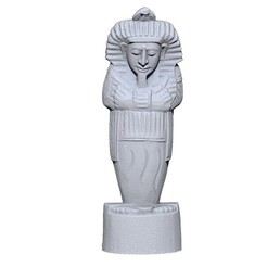 Download 3D printer designs Pharaoh, yoda3d