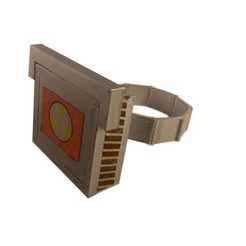 Imprimir en 3D scifi pulsera, yoda3d