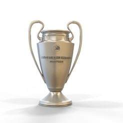 Download 3D printing files Champions Cup, yoda3d