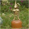 STL files Hare of Mars, yoda3d