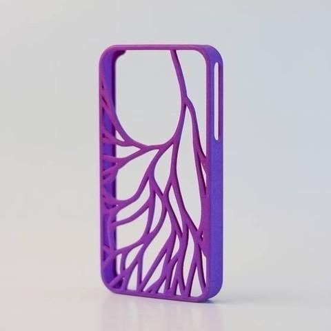 5.jpg Download STL file FRACTAL Cover • 3D printing template, Rotart