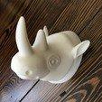 Download free STL file rhino head • 3D printable object, carlosporto