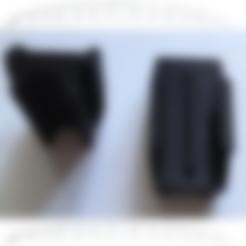 3D file GoPro SkiPole - Mount large, IntenseDef