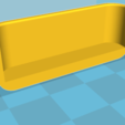 Download STL file empty pocket for beaver 2,40m • 3D printing template, bucker