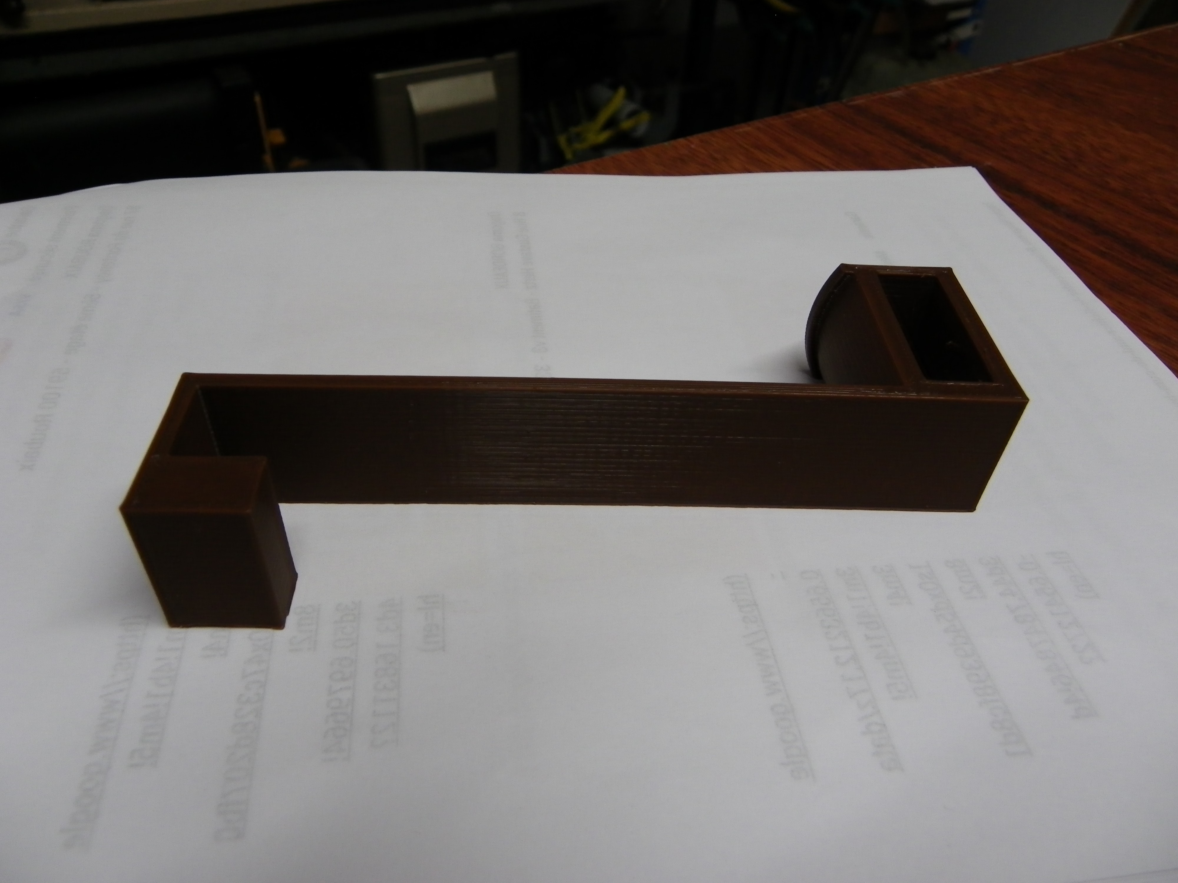 support bobine 01.JPG Download STL file reel stand for DA VINCI 1.0 pro • 3D printer template, bucker