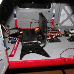 Modelos 3D asiento trasero castor 2.4m, bucker