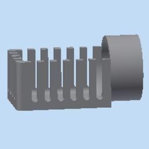 filtre pour aquarium.JPG Download STL file aquarium filter • 3D printing design, bucker