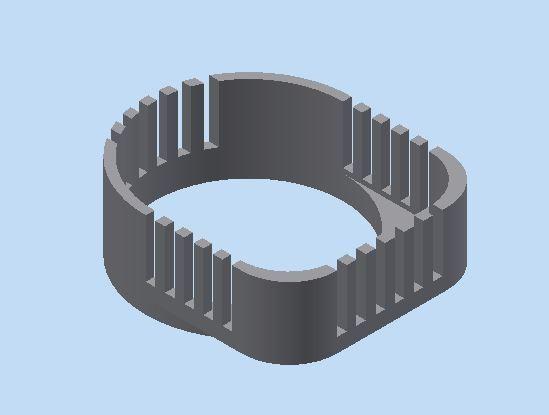 filtre de remplacement pour aquiarium nano.JPG Download STL file aquarium replacement filter 30 l nano • 3D printable object, bucker