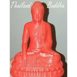 Download free 3D printer designs Thailand Buddha, Telli