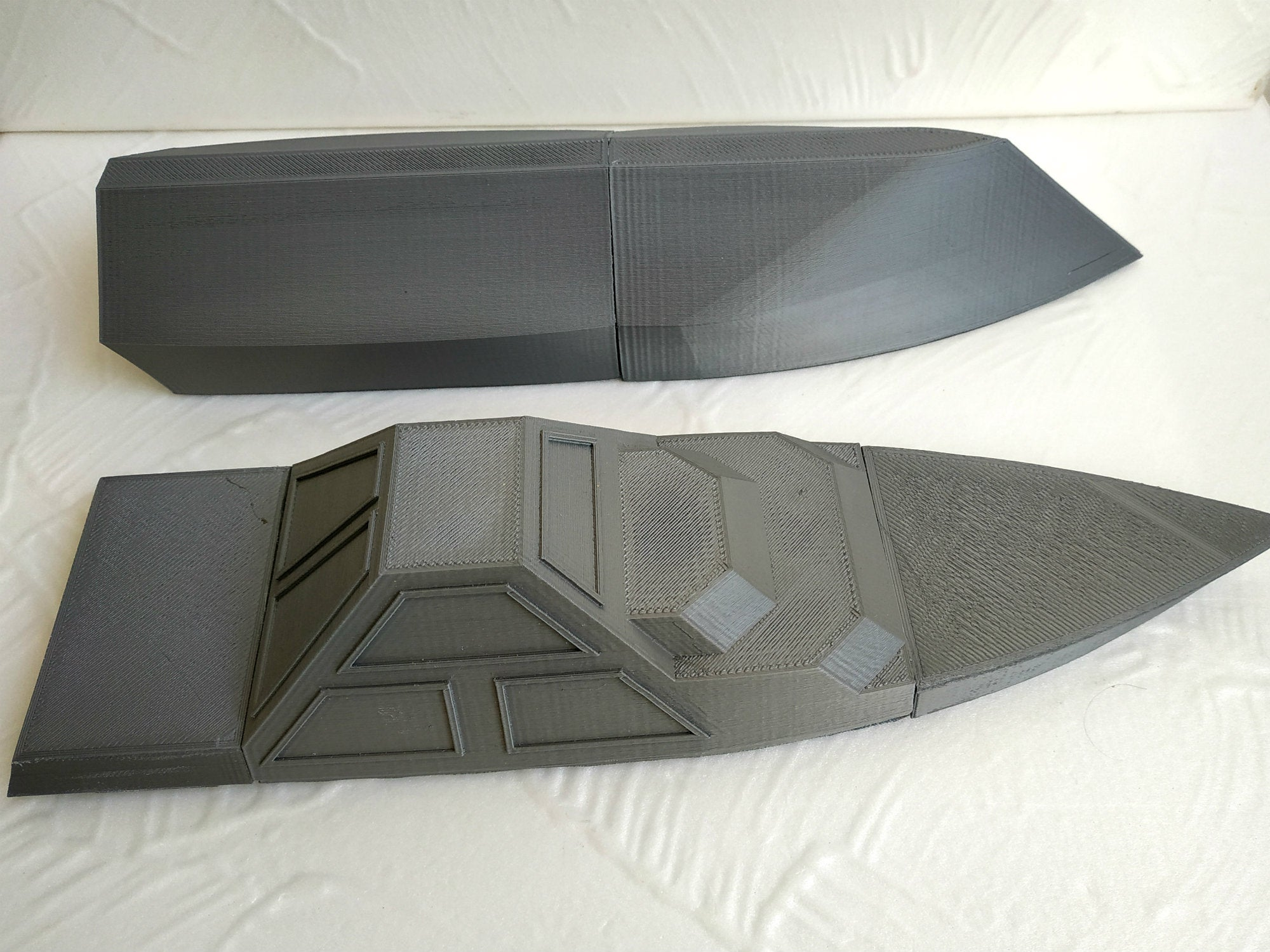 DARINS_8_1.jpg Download free STL file DARINS - stealth boat with reactionless propulsion drive • 3D printer design, TanyaAkinora
