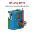 Download free STL file Halbach Array Linear Direct 3D Printer Extruder Drive • 3D printing template, TanyaAkinora