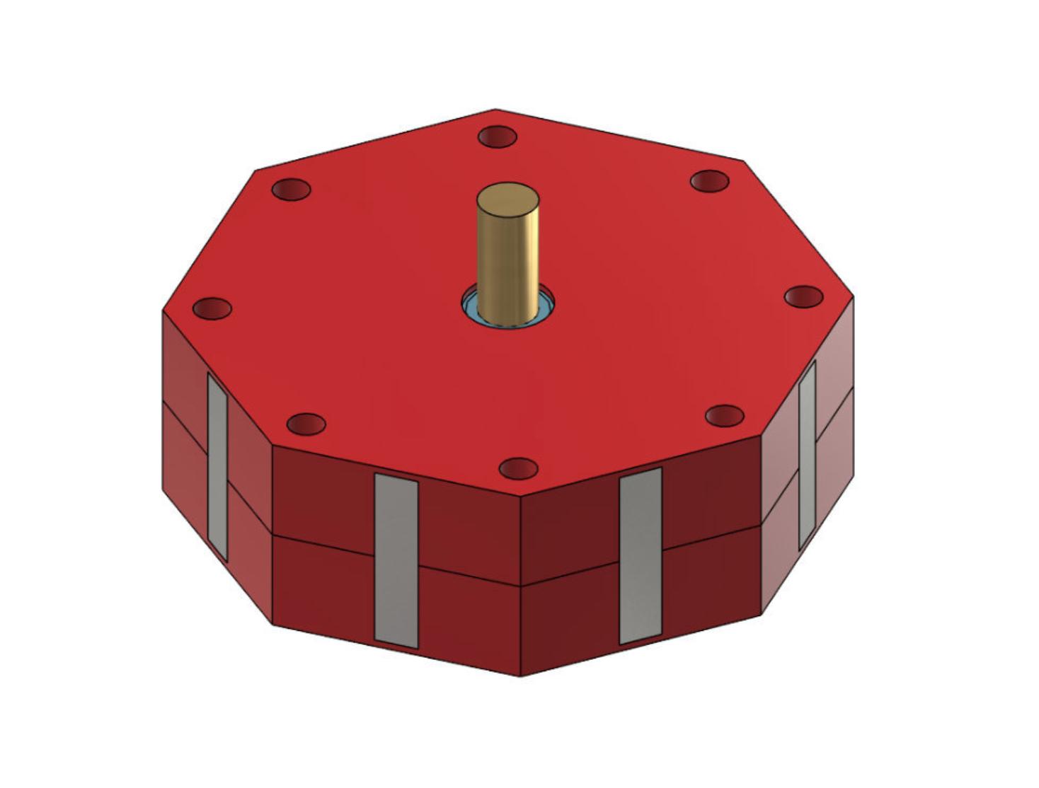 Capture d'écran 2018-01-17 à 15.19.37.png Download free STL file TFM 8 - 3d printed Transverse Flux Generator • Model to 3D print, TanyaAkinora