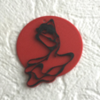 Download free STL file Valentine's Day pendants • Object to 3D print, TanyaAkinora